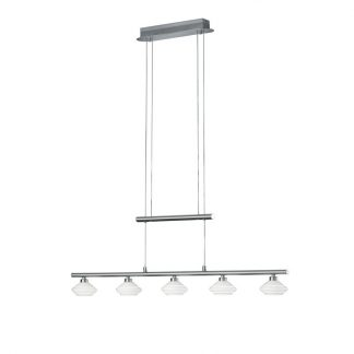 Hanglamp 346010507 5xGY6.35/25W Staal